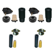 Kit Amortecedor Diant + Tras Ford Fiesta Rocan Labortex
