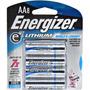 Baterias Energizer-l91bp-8 Aa Energizer De Lítio