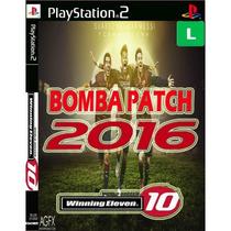 Bomba Patch 2016 Nova Temporada Ps2+at. Até 18/08/15+f.único