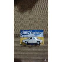 Carrinho Coleção História Dos Carros Brasileiros Gordini