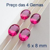 Rubi Pedra Preciosa Preço Das 4 Gemas 3149