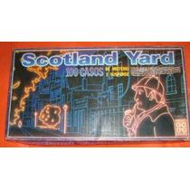 Jogo Scotland Yard - Mistério E Suspense - Grow - Completo