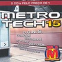 Cd Metro Tech 15 - 2 Cds