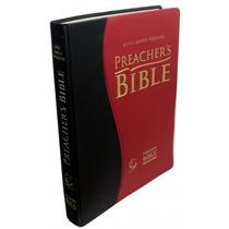 Preacher´s Bible Bíblia Do Pregador Em Inglês Frete Grátis