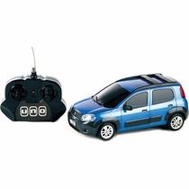 Carro - Controle Remoto - Novo Fiat Uno - 1:18 - Cks Toys