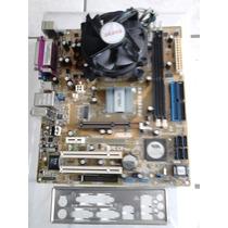 Kit 775 Asus - P5v800-mx + P4 Ht (640 - 3.2ghz)