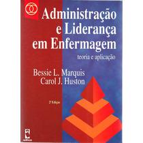 Livro - Administração E Liderança Em Enfermagem