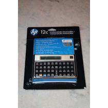 Calculadora Financeira Hp 12c Gold Rpn - Nova, Lacrada, Nota