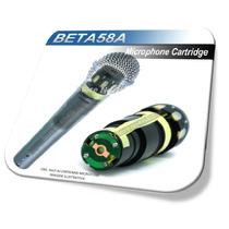 Capsula Para Microfone Shur E Beta 58a Beta58 A Id1983