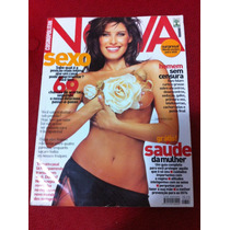 Revista Nova Ana Luiza Murilo Rosa Homens Britney Spears