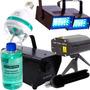 Kit Festa Skyshow 7x1 Fumaça Strobo Bola Laser  *  220 Volts