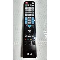 Controle Remoto Tv Lg 32 42 47 55 Led Akb 72914042