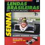 Lendas Brasileiras Do Automobilismo 31 - Senna Toleman 1984