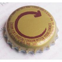 Tampinha Antiga - Cerveja Skol - Logo Pequeno (fab. Lages)