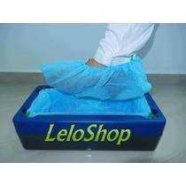 Propé Automático Leloshop - Calçador Pantufa Descartável