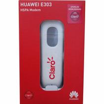 Mini Modem Huawei E303 3g Desbloqueado Nacional Anatel Nf