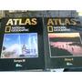 Coleção Atlas National Geographic 26 Volumes Nova