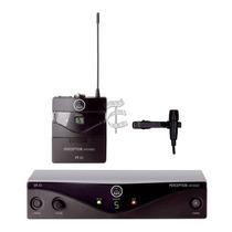 Microfone Pset Sr45 Banda C3 (lapela) Akg