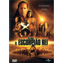 Dvd Filme O Escorpiao Rei The Rock - Dublado - Lacrado