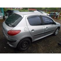 Vidro Porta Dianteira Lado Direito Peugeot 206 2001 À 2008