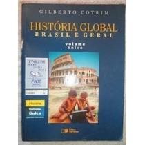 História Global Brasil E Geral Volume Único 8º Edição 9º Tri