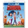 Blu-ray 3d E 2d Tá Chovendo Hamburguer - Novo E Lacrado!