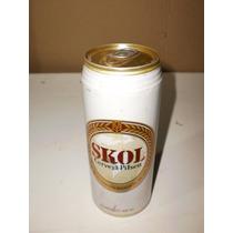 Cerveja Skol 500ml.