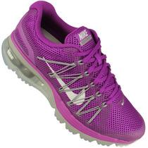 Tênis Nike Air Max Excellerate +3 Original + Nfe Freecs