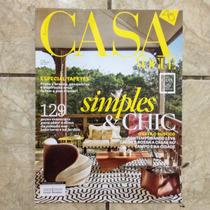 Revista Casa Vogue 359 7.2015 Especial Tapetes Simples Chic