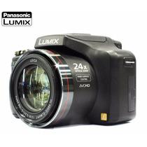 Panasonic Lumix Fz-47 12mp | Zoom 24x Leica | Full Hd |