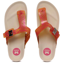 Chinelo Zaxy Fashion Flat - Rosa E Amar - Molesinha Calçados