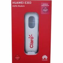 Modem Usb Huawei E303 3g Hspa Desbloqueado Original