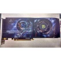 Placa De Video Gtx 9800 Xfx 512mb 256bits Ddr3 Gtx+ Pci-e