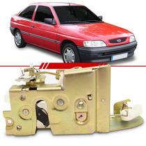 Tranca Porta Dianteira Escort 93 94 95 96 Fecho Ford 2p