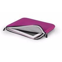 Case Multilaser Neoprene Para Tablet E Netbook Ate 10 - Rosa