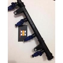 Flauta Combustível C/bicos Agile Prisma Corsa F000kv02 Nova