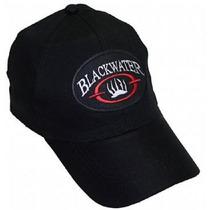 Boné Blackwater - Bordado - Ajustável - Airsoft - Paintball
