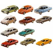 Carros Miniatura Metal Clássicos Nacional - 1 Unidade