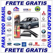 Calha De Chuva Defletor Tg Poli Renault Logan 07/13 - 29005