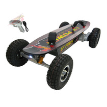 Skate Elétrico Off-road 1300w Motor Brushless C/ Ré Eppower