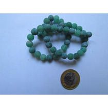 Ágata Verde, Pedra Natural,pedra Semi Preciosa, Contas