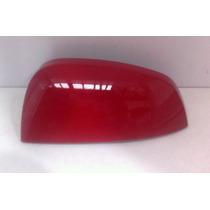 Capa Retrovisor Gm Celta Original Lado Esquerdo Vermelha