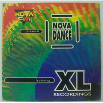 Lp Nova Fm Presents Nova Dance Featuring Xl - 1993 - Paradox