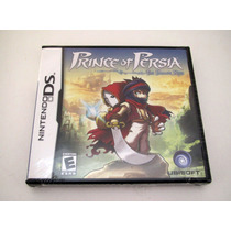 Nintendo Ds - Prince Of Persia The Fallen King
