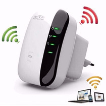 Repetidor Extensor Wifi Amplificador Sinal Wifi Wireless N