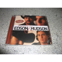 Cd - Edson E Hudson Romanticas