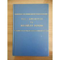 Livro Biblioteca Da Matemática Moderna 1968