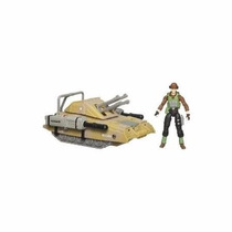 Gi Joe Armored Panther With Sgt Thunderblast Hasbro