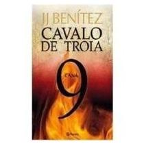 Livro Cavalo De Troia 9 - J.j. Benitez