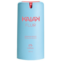 Natura Kaiak Fluir Desodorante Spray Feminino - 100ml